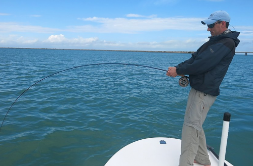 histoire de pêche, gros tarpon à la mouche, pêche à la mouche, pêche du tarpon à la mouche, Cuba Cayo Santa Maria, Enjoy Fishing, Jean-Baptiste Vidal moniteur-guide de pêche
