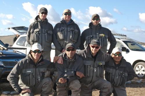 Argentine, truite de mer, Rio Grande, Nervous Waters, Kau Tapen lodge, truite fario migratrice, peche a la mouche, enjoy fishing