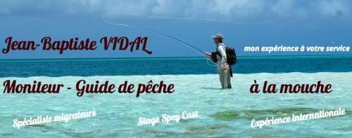 site internet de Jean Baptiste Vidal, nouveau site internet, site internet spécialisé migrateurs, Spey Casting, guide en Bretagne, guide dans le Finistère, peche au saumon, peche de l'alose