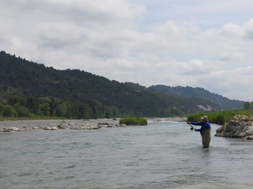 stage spey cast,pêche et horizons,spey casting,cours de lancer,enjoy fishing,jean-baptiste vidal