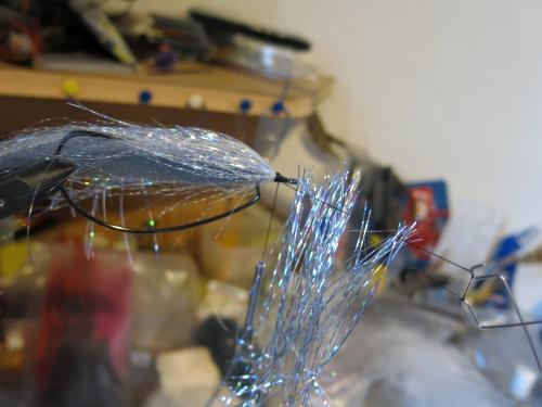 montage mouche a brochet, mouche a brochet, brochet a la mouche, montage mouche sur hameçon texan, brochet a la mouche, Jean-Baptiste Vidal guide de pêche en Bretagne, Enjoy Fishing
