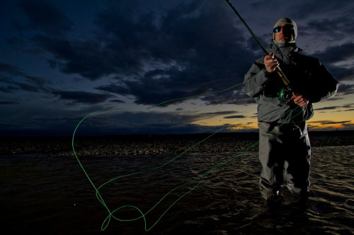 Field and Stream, Tim Romano, Kau tapen lodge, Nervous Waters, Enjoy Fishing