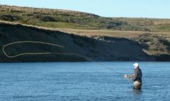 Activités guide de pêche, Stage Spey Cast, guidage saumon, guidage alose, guidage truite, Enjoy Fishing, Ardent Pêche, Pêche et Horizons, Jean Baptiste Vidal