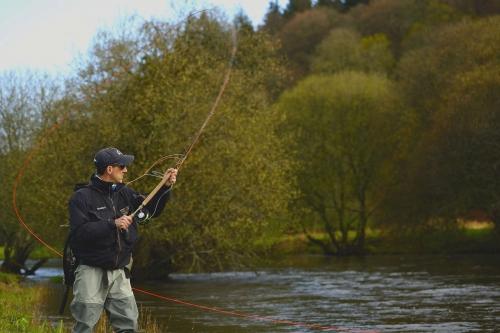 spey cast,cours de lancer,cannes à deux mains,canne switch,lancer spey,spey casting,jean-baptiste vidal moniteur-guide de pêche
