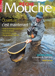 Pêche Mouche N°101, moulinet Danielsson, inventeur du large arbor, Danielsson Fly Reels, large arbor reel, Enjoy Fishing