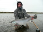 rio grande,truite de mer,nervous waters,sea trout,argentine,argentina,kau tapen lodge,enjoy fishing