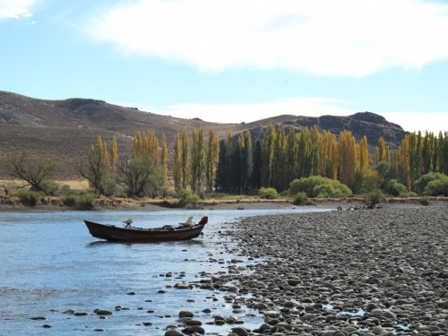 Collon Cura, Allumine, Malleo, Patagonie du Nord, pêche a la mouche, truite fario, truite arc en ciel, Patagonia, enjoyfishing, Argentine